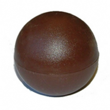 Classic Brown Eco Plastic Globe Post Cap